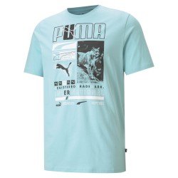 Puma Box Tee angel blue