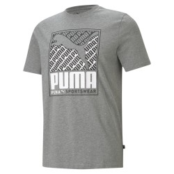Puma Cat Box Tee medium...