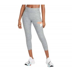 Nike One Cropped Heathered...