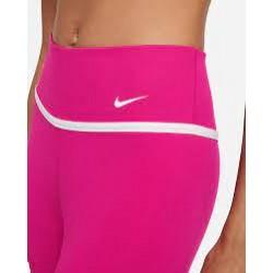 Nike One Icon Clash Women's 7/8 Graphic Tights pink, DA0107-615