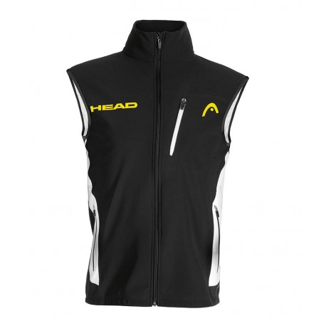 Μan vest softshell HEAD RACE JACKET