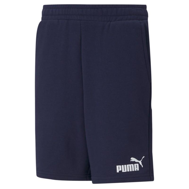 Puma Ess Sweat Shorts B Peacoat, 586972-06