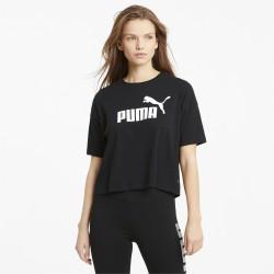 Puma Ess Cropped Logo Tee...