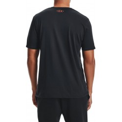 UNDER ARMOUR BOXED SPORTSTYLE SS T-SHIRT K/M, 1329581-003