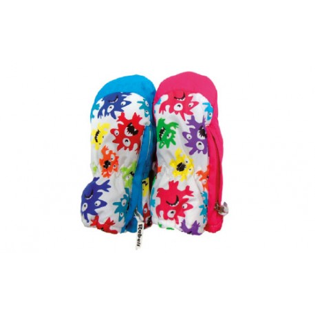 Junior gloves REBELL 7044