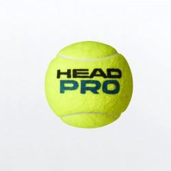 HEAD Pro Tennis Balls (3 τεμάχια), 571603