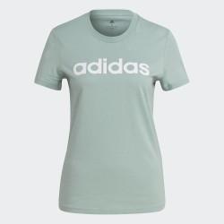Adidas Essentials Slim Logo Hazy Green GL0776, GL0776