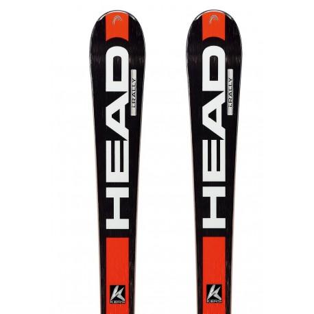 Ski HEAD iSUPERSHAPE RALLY (2016)