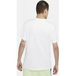 Nike Sportswear Icon Block Ανδρικό T-shirt Λευκό με Λογότυπο, DC5092-100