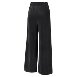 PUMA HER Velour Wide Pants
