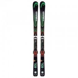 Μεταχειρισμένο σκι HEAD REV 80 με δέστρα
