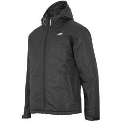 Men ski jacket 4F black