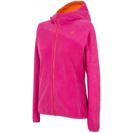 Women's fleece jacket 4F POLAR