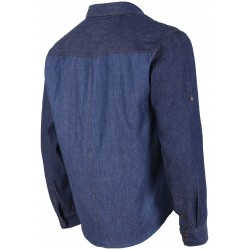 Men's denim shirt 4F
