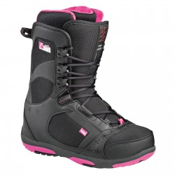Women snowboard boots HEAD GALORE pro black