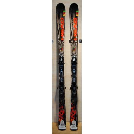 Μεταχειρισμένο σκι HEAD REV 75