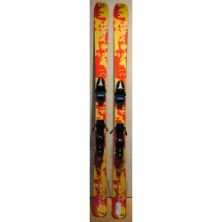 Μεταχειρισμένο σκι HEAD MOJO MIX TT