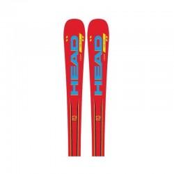Ski HEAD SUPERSHAPE TEAM Με δέστρα Sl 45