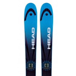 HEAD ski Rev 98 + Attack 13 (2015)