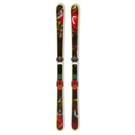 SKI FRAMEWALL with bindings TYROLLIA PEAK11(2016)