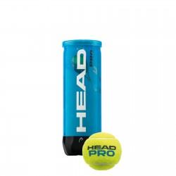 HEAD PRO - 3 Balls