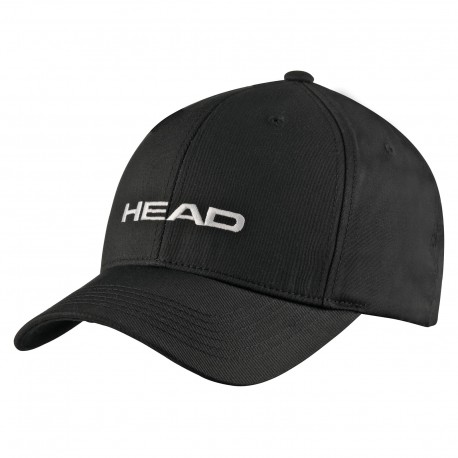 HEAD PROMOTION CAP  Black