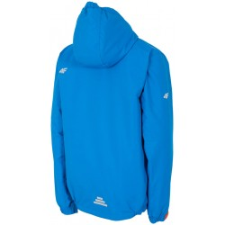 Junior ski Jacket 4f blue light
