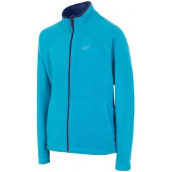 BOYS' FLEECE 4F LIGHT BLUE