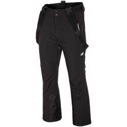 Ski & Snowboard Pants 4F-BLACK
