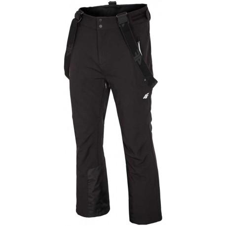 Ski & Snowboard Pants 4F-BLACK