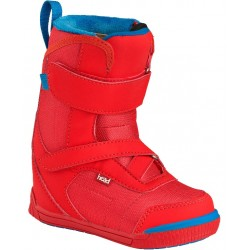 Μπότες snowboard HEAD KID VELCRO