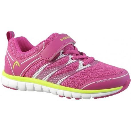 Παιδικό αθλητικό παπούτσι HEAD ροζ