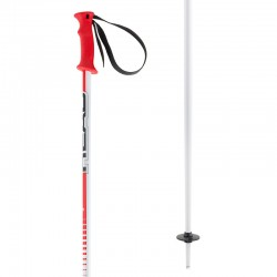 Ski poles HEAD Multi red white