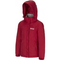 Παιδικό μπουφάν BERG κόκκινο