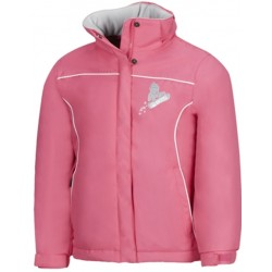 Junior jacket BERG pink