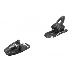 Ski HEAD MYA  No2 black with bindings MYA 9 LRX