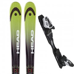 HEAD SKI  REV 70 with bindings  MYA 12