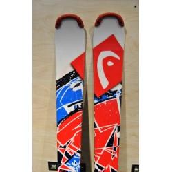 Μεταχειρισμένα σκι HEAD  RESIDUE με δέστραHEAD