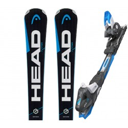 Ski iSUPERSHAPE TITAN SW with bindings HEAD PRX12 (2017)