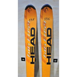 Used ski HEAD  big easy with bindings HEAD