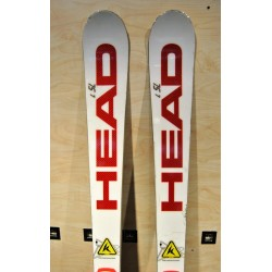 Used ski Head Worldcup i.SL with bindings HEAD