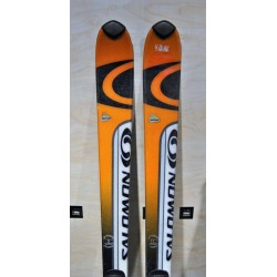 Used ski SALOMON VERSE 8 with bindings