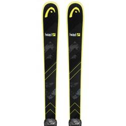 Ski HEAD FRAMEWALL + ATTACK 13 GW Brake 85 (2018)