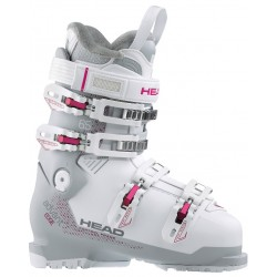 Woman Ski boots HEAD ADVANT EDGE 65 W white/gray (2018)