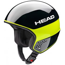 Κράνος HEAD Stivot Race Carbon black lime (2018)