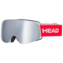 Goggles HEAD Infinity FMR silver/red (2018)