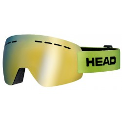Goggles HEAD Solar FMR lime (2018)