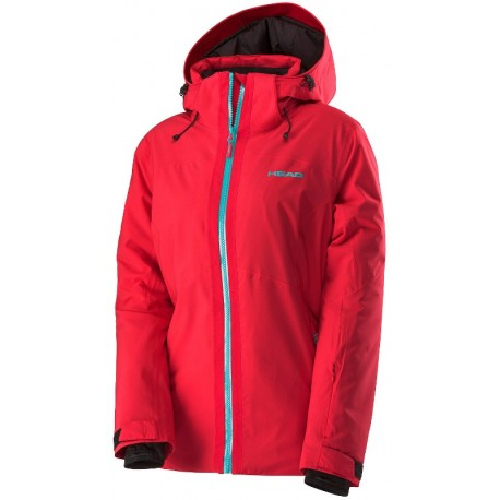 Woman jacket HEAD Insulated RD