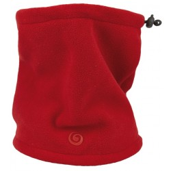 Fleece neckcap BREKKA red