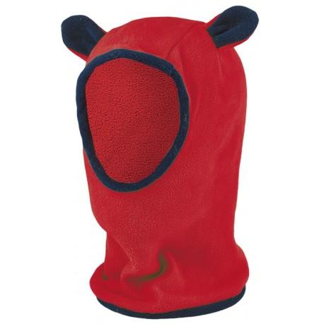BREKKA fleece Lotar ears red